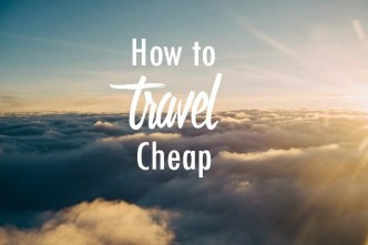 Travel Cheap