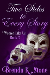 Two Sides to Every Story Kindle Cover