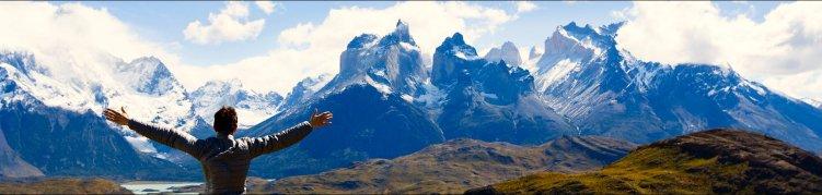 Patagonia Banner